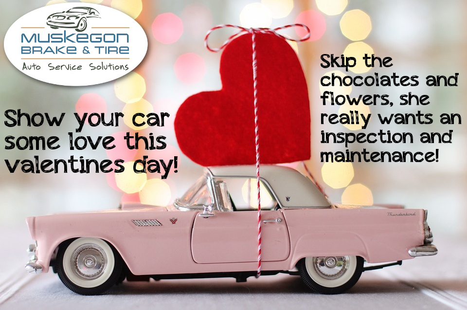 Valentines day for your car